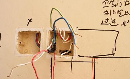 家装电路改造注意事项